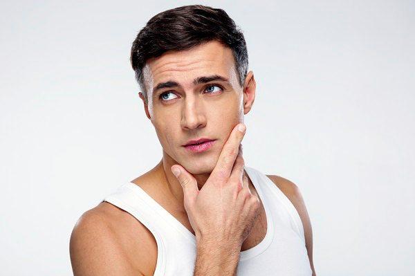 barbia de grăsime masculină